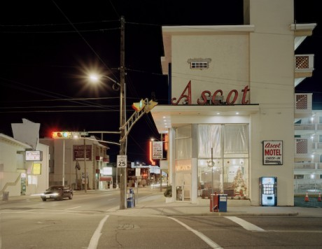 "Will Steacy, ""Ascot, Los Angeles"" from Down These Mean Streets, 2009."