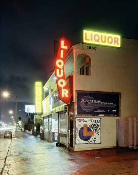 "Will Steacy, ""Liquor, Los Angeles,"" from ""Down These Mean Streets,"" 2009"