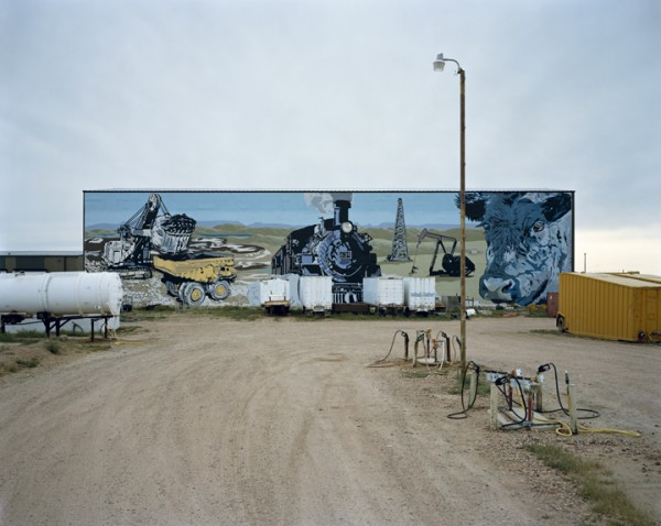 GILLETTE, WYOMING. From the series AMERICAN POWER, 2008. C-print, 70x92 inches. Courtesy of Sikkema Jenkins & Co., New York.