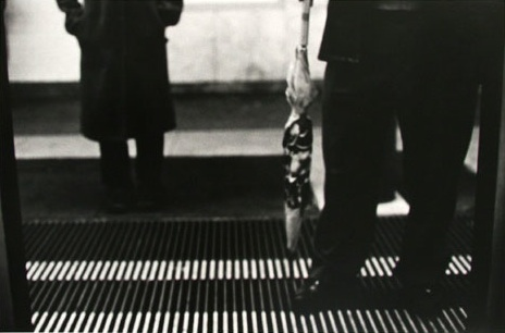 Makoto Take, UNTITLED FROM SUBCULTURE SERIES; Gelatin silver print; 20 x 16 inches. Courtesy of the artist and Pierogi Flat Files.