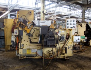 CINCINNATI MILACRON CENTERLESS GRINDER (CNC4), from SURPLUS RISING, 2010.